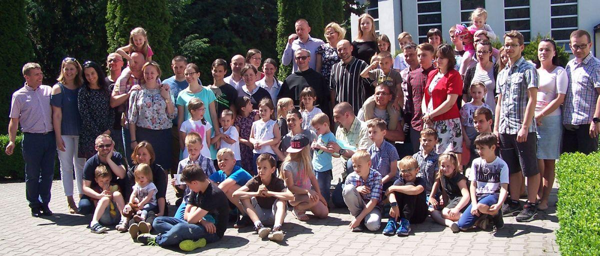 Niepokalanów Lasek, 16-18.06.2017