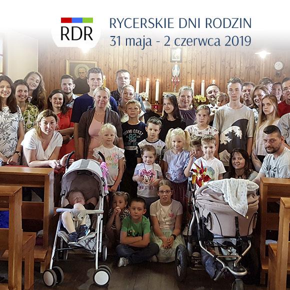 RDR - czerwiec 2019   Niepokalanów